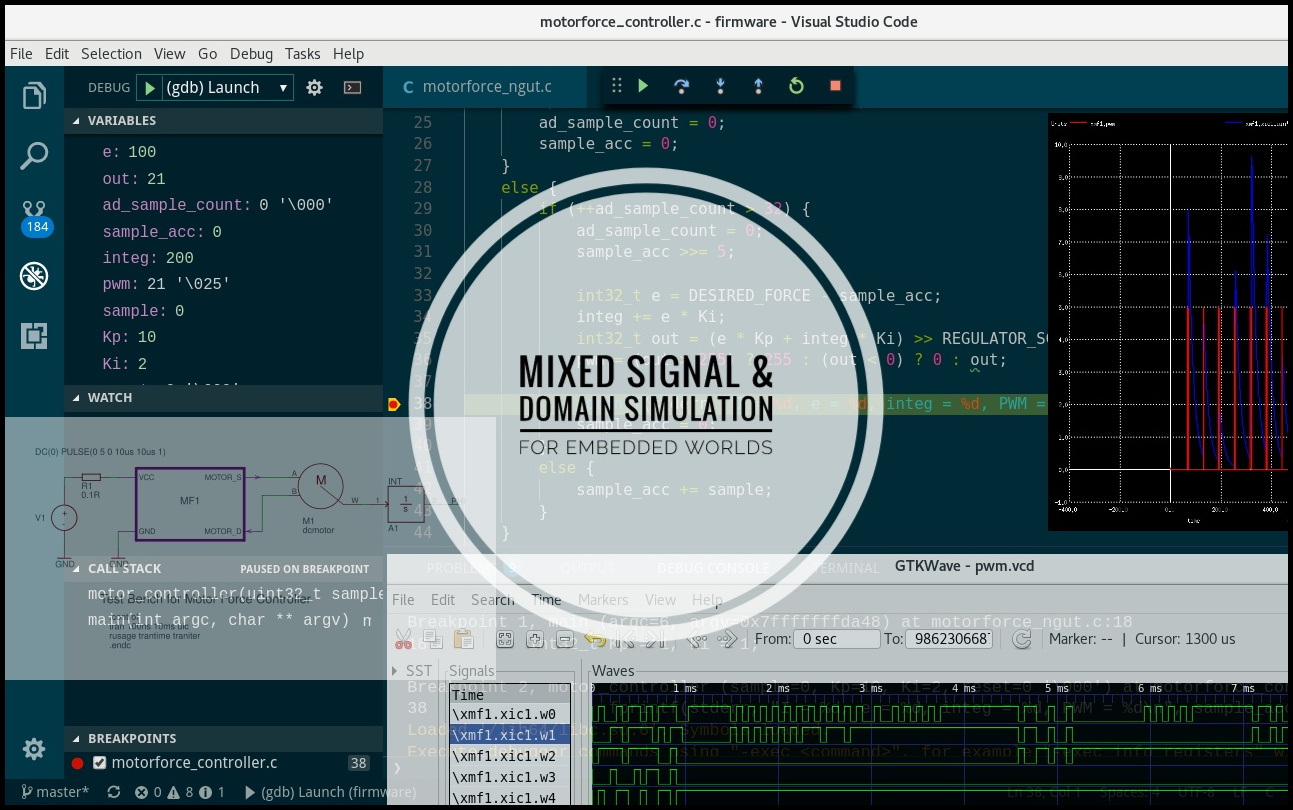 Mixed Signal Simulation