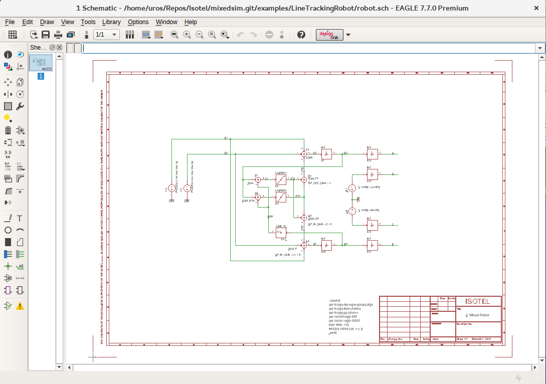 Tinycad Is An Open Source Schematic Capture Program For Ms Windows