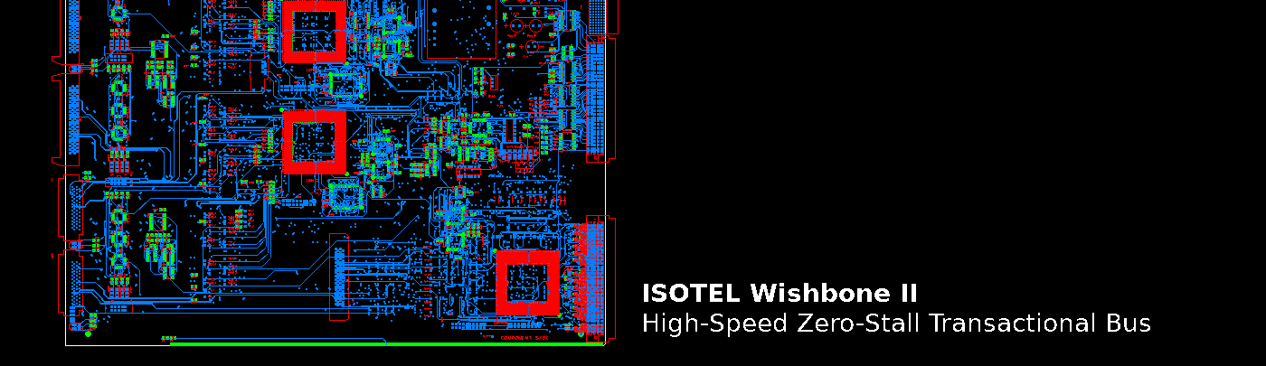 Wishbone II - Zero-Stall High-Speed FPGA Transactional Bus — Isotel